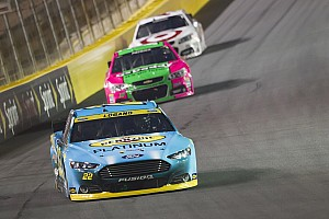 NASCAR Sprint Cup Analysis Catch me if you can