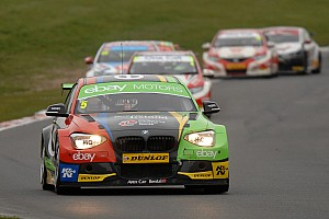 BTCC Race report Colin Turkington crowned BTCC champion
