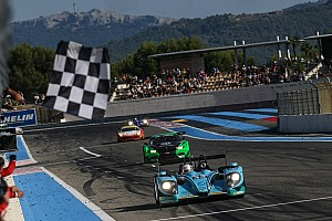 European Le Mans Breaking news Five race 2015 provisional calendar unveiled