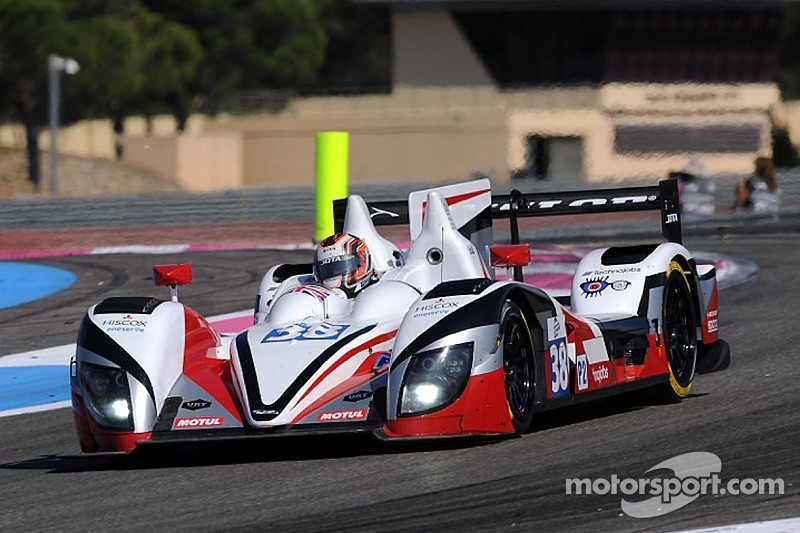 JOTA Sport claims best-ever European Le Mans Series placing in final standings
