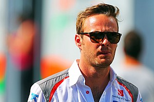 Van der Garde hints at 2015 race seat