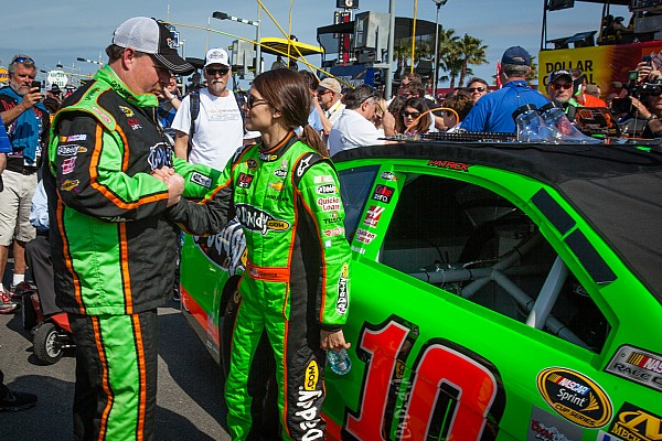 Could Danica Patrick have a new crew chief next season?