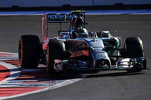 Rosberg must relax to get back in fight - Frentzen