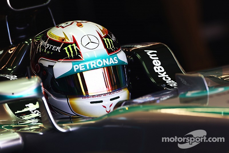United States GP practice 3 results: Mercedes leads Williams