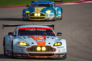 Aston Martin wins in Shanghai and secures two world titles