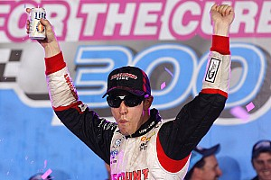 NASCAR Sprint Cup Commentary Does Brad Keselowski have another miracle in his pocket?
