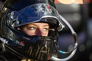 Christina Nielsen signs for full season to drive Aston Martins