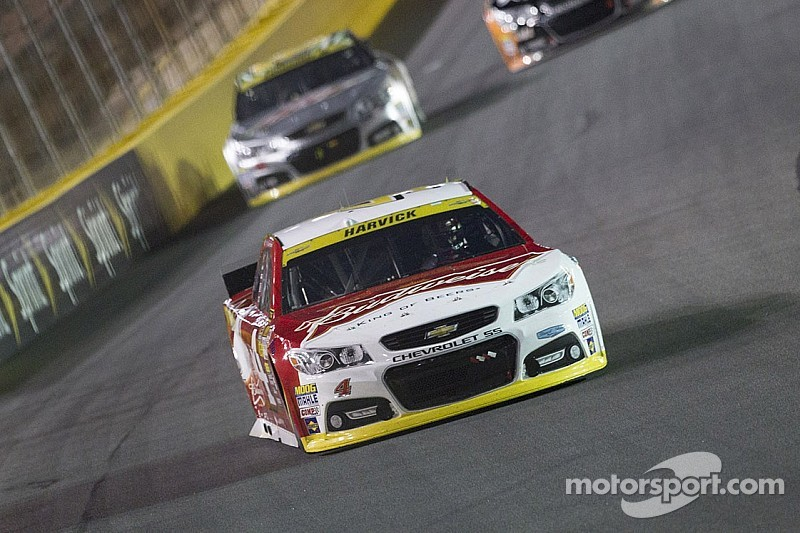 Harvick hopes to lock up spot in championship round