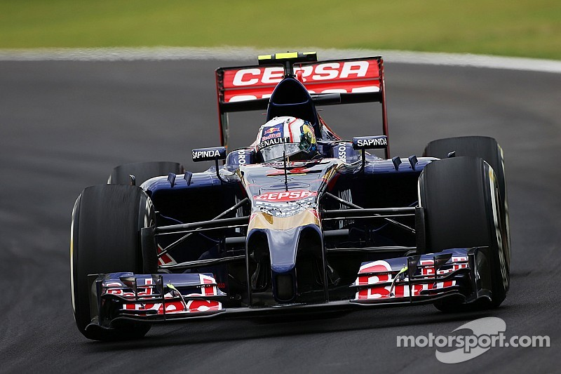 Penalty and ERS issue ruins Toro Rosso's qualifying at Interlagos