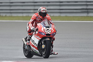 MotoGP Testing report The 2015 season gets underway today for the Ducati Team