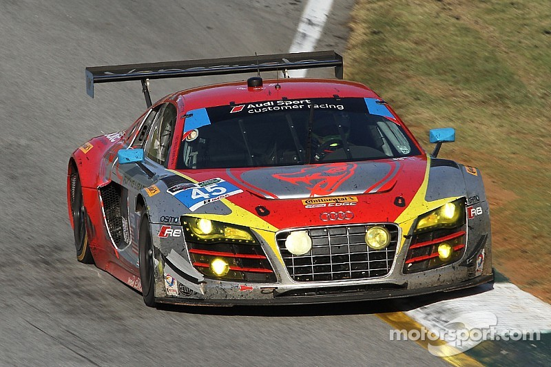 Flying Lizard submits two Audi R8 entry for the first race of 2015 TUSC