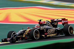 Abu Dhabi GP: Lotus: is hoping for a happy ending