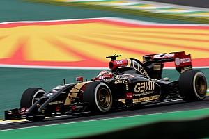 Abu Dhabi GP: Lotus: is hoping for a happy ending