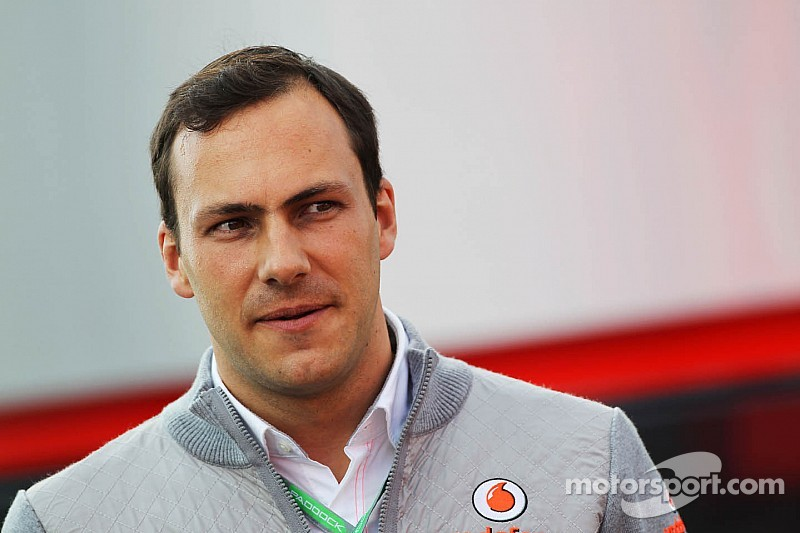 Paffett to leave Mclaren after eight-year stint