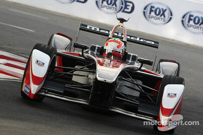 Karun Chandhok finishes in 6th position in Malaysian ePrix