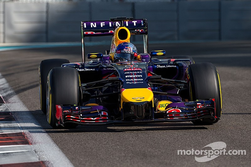 On Vettel's farewell, Red Bull is top eight at Yas Marina