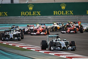 Lewis Hamilton claims his first championship title with Pirelli tyres after winning in Abu Dhabi