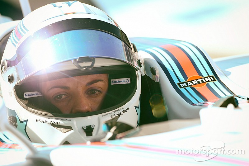 Wolff stays with Williams in test driver role