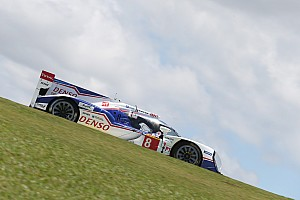 WEC Practice report Toyota working hard to go faster at Interlagos
