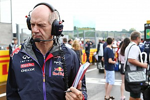 Formula 1 Rumor Newey 'shook hands' on 2015 Ferrari switch