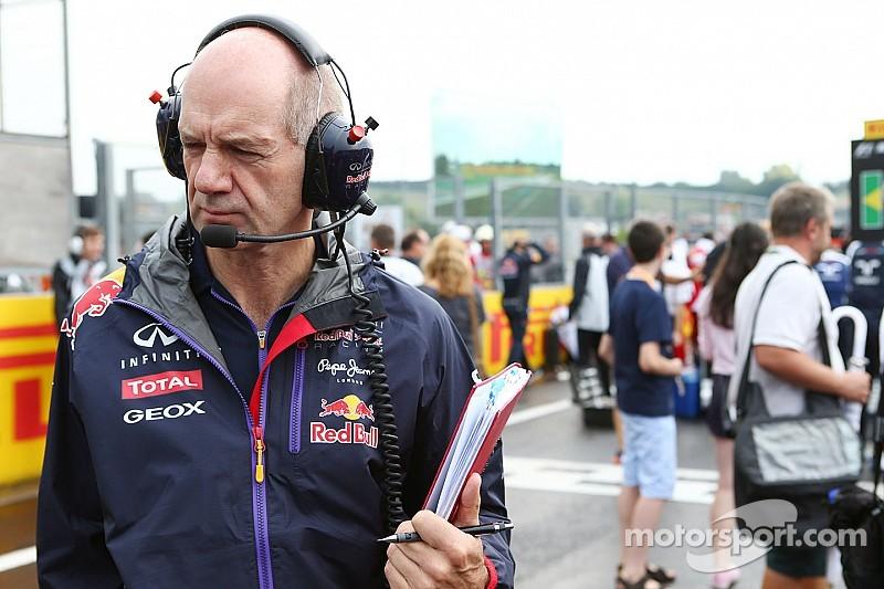 Newey 'shook hands' on 2015 Ferrari switch