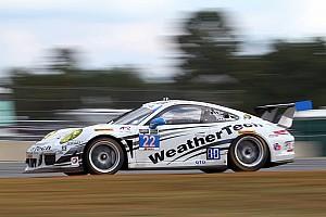 IMSA Breaking news Alex Job and WeatherTech Porsche back for 2015