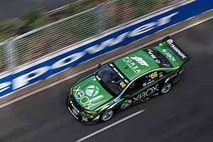Ambrose off to slow start in V8SC comeback