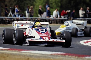 Formula 1 Special feature Ayrton Senna's Toleman TG183B up for sale