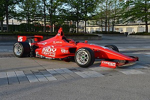 Indy Lights Breaking news Braille Battery partners with Indy Lights series