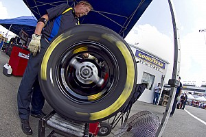 NASCAR Sprint Cup Preview Testing begins for Goodyear at Charlotte