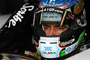 Formula E Breaking news Salvador Duran to replace Katherine Legge in Formula E race in Uruguay