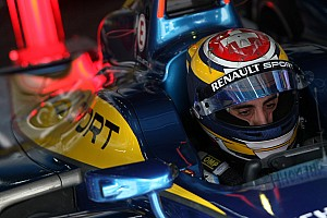 Formula E Race report Buemi wins in Uruguay after intense battle with Vergne
