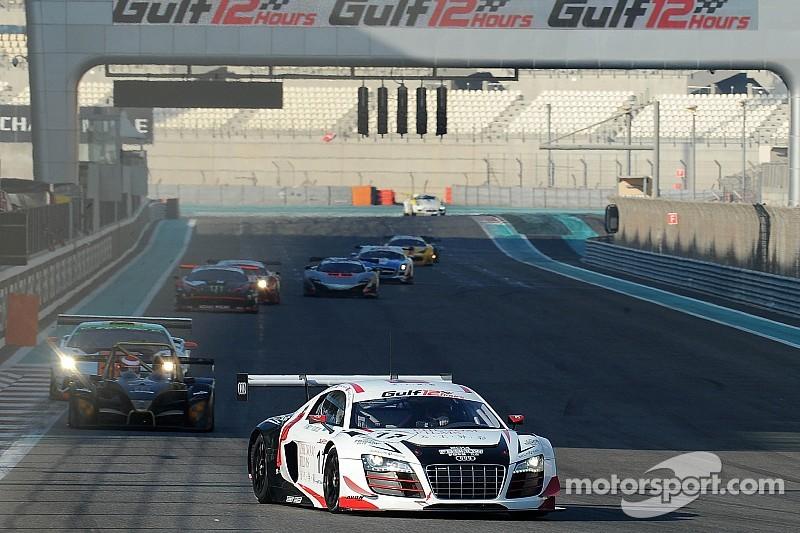Ho-Pin Tung 6th in Gulf 12 Hours race at Abu Dhabi's Yas Marina Circuit