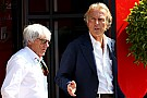 Montezemolo appointed to board of F1 Group