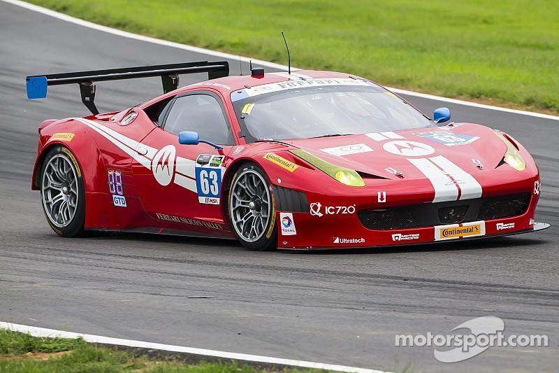 Scuderia Corsa confirms three-car PWC effort and 2015 TUSC/Le Mans drivers