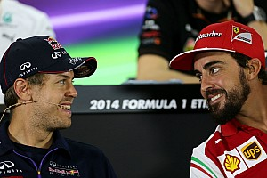 Formula 1 Special feature Top 20 moments of 2014, #3: Ferrari in upheaval, loses Alonso and gains Vettel