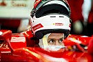 Sebastian the Fifth – Vettel, the German number 5 in Maranello