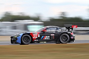 IMSA Breaking news BMW drivers going after Scott Pruett's career wins record