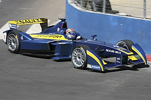 Formula E Practice report Buemi leads opening practice session in Argentina