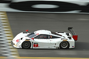 IMSA Testing report Rain slows final day of Roar Before the Daytona 24H testing
