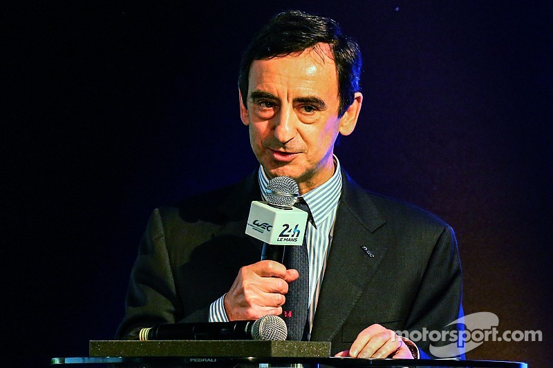 WEC press conference at Detroit show previewed Le Mans, COTA