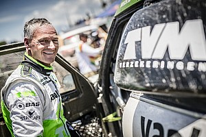 Erik Van Loon makes history in the dutch book of Dakar