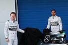 Mercedes W06 Hybrid to be unveiled in Jerez on Sunday 1 February 2015
