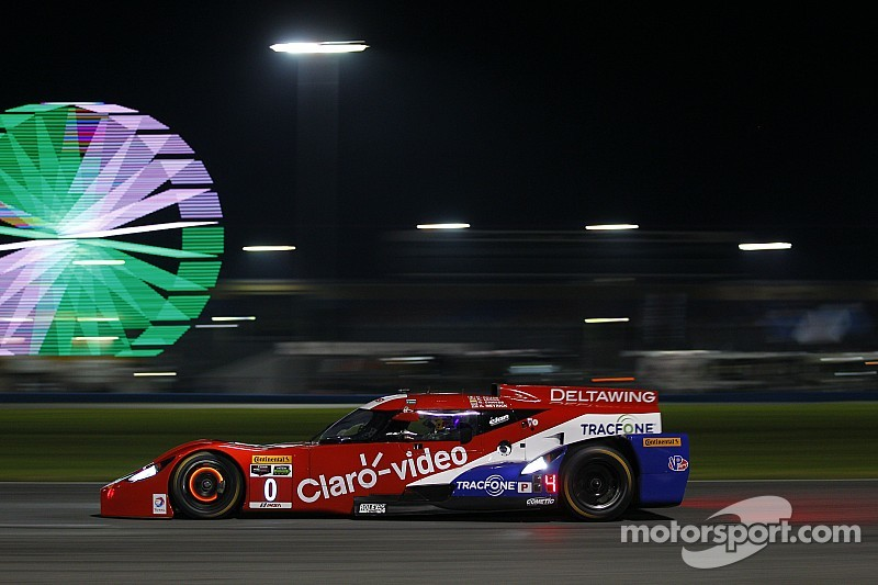 Memo Rojas ready to make a statement in the DeltaWing