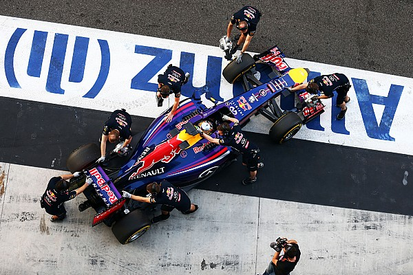 Red Bull in race against time to make Jerez test