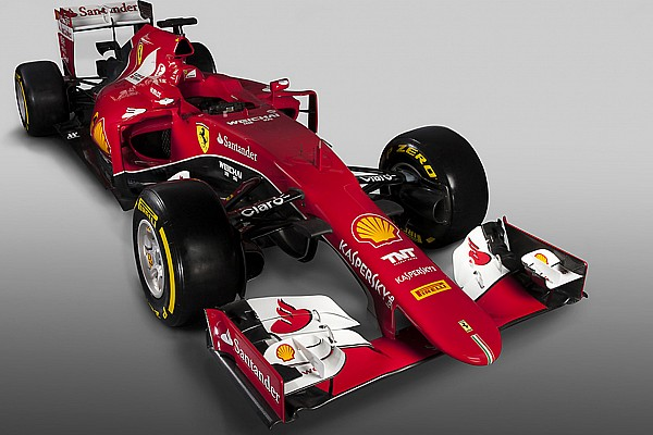 "Ferrari launches ""sexy"" SF15-T contender"