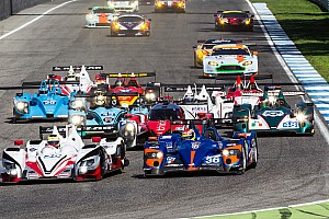 European Le Mans Breaking news 2015 European Le Mans Series season entries confirmed