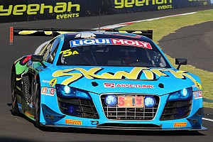 Endurance Race report Gavin's bid for Mount Panorama podium return in Bathurst 12 Hour comes to early end