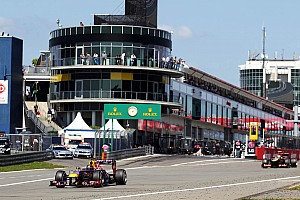 Formula 1 Breaking news Nurburgring makes proposal to save German GP