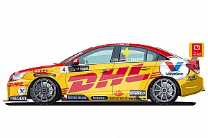 Coronel gets fresh new look for ROAL Chevrolet Cruze